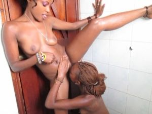 African Lesbians free